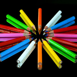 color wheel2015-2 by Asif Bora - Artistic Objects Education Objects (  )