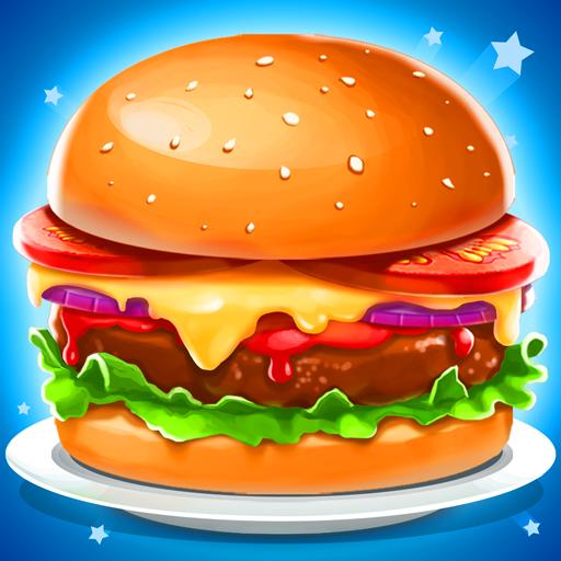 Android aplikacija Ludi burger šef:igra kuvanja na Android Srbija