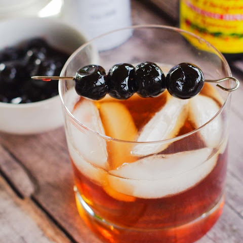 Barrel-Aged Bourbon Manhattan