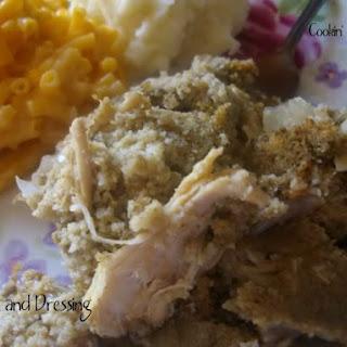 Homemade Chicken Dressing Recipes