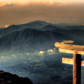 HDR by Alh Agung - Landscapes Mountains & Hills