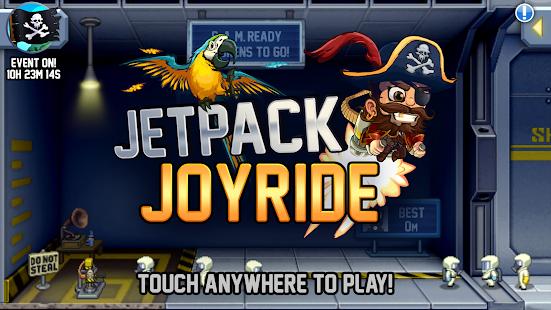 Jetpack Joyride APK for Ubuntu