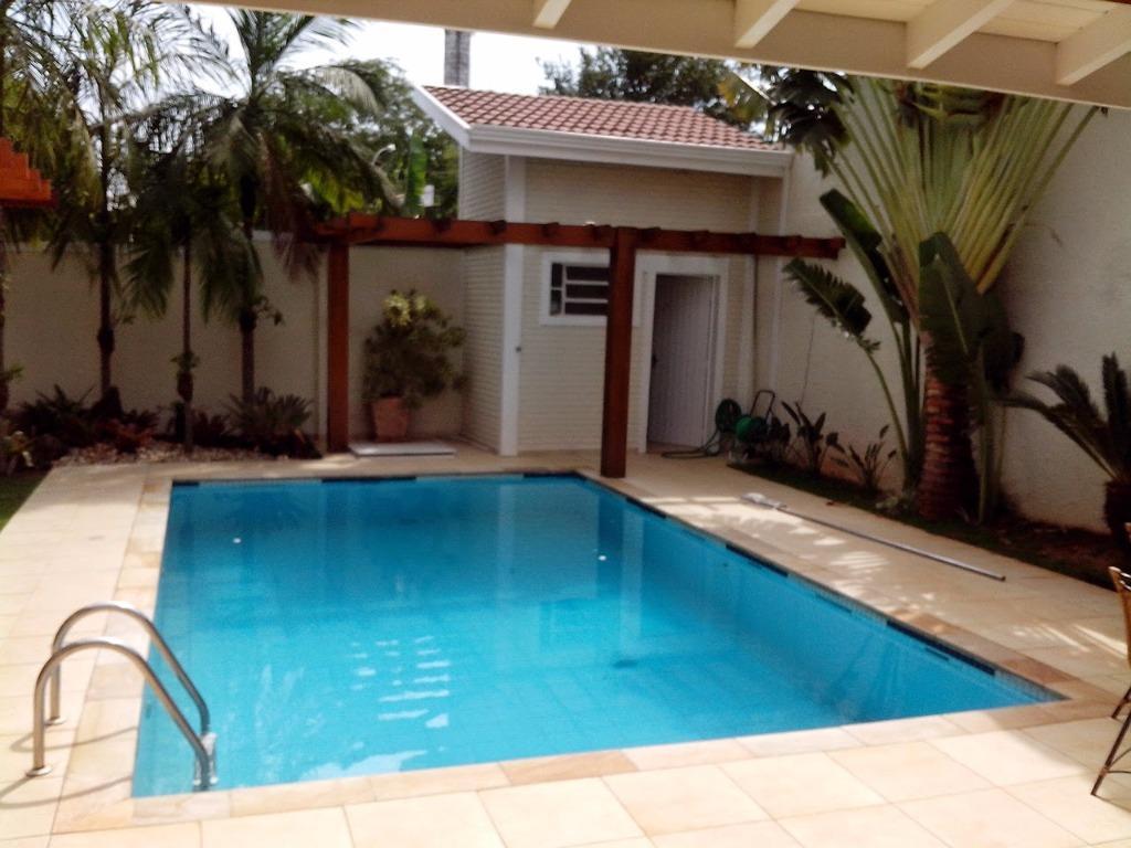 Casa 4 Dorm, Cidade Universitária, Campinas (CA1141) - Foto 4