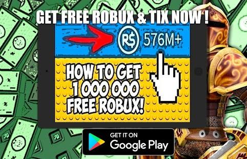 App Robux & Tixx Generator - PRANK APK for Windows Phone