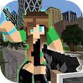 Game Mine Gun 3d - Cube FPS apk for kindle fire