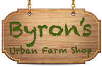Byron's Urban Farm Shop in Hillingdon
