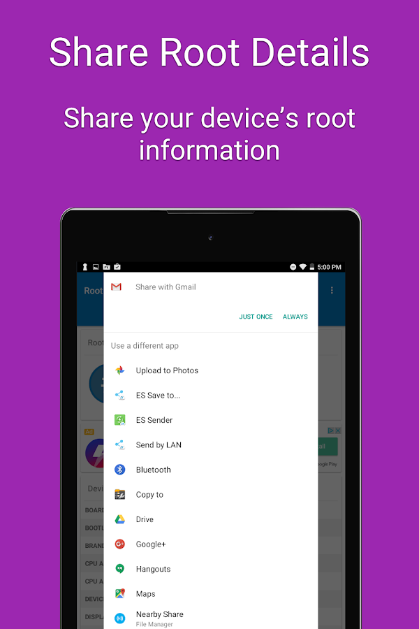 Root Check For Superuser Screenshot 10