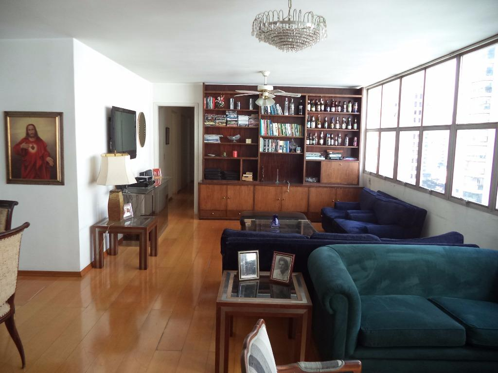 Apto 3 Dorm, Itaim Bibi, São Paulo (AP16826)