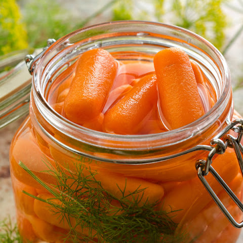 Marinated Carrot