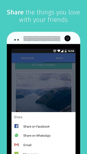 Webmaker screenshot 3