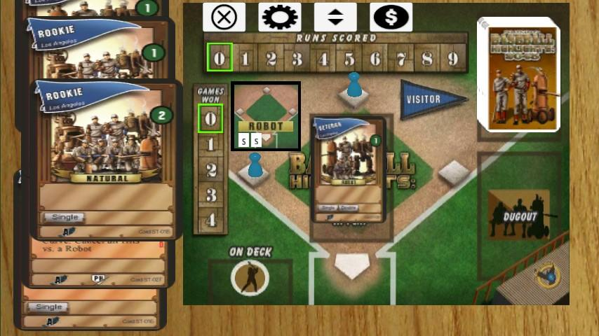 Baseball Highlights 2045 Screenshot 4