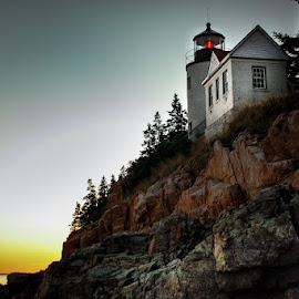 by Jan Irons - Buildings & Architecture Public & Historical ( acadia,  )