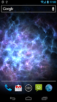 Screenshot of Ice Galaxy