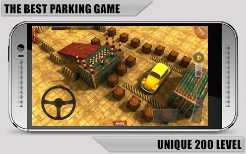 APK Game Car Driver 2 (Hard Parking) for BB, BlackBerry
