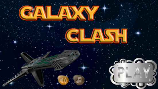 Clash of Galaxy - screenshot