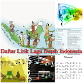Region Indonesia Song Lyrics APK Icon
