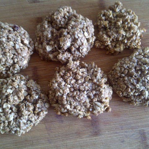 Hearty Hemp Cookies (vegan)