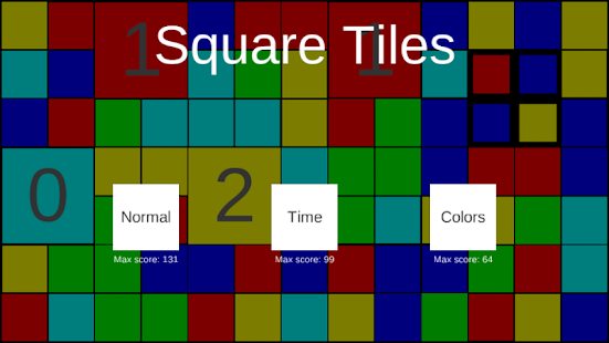 Square Tiles FREE - screenshot