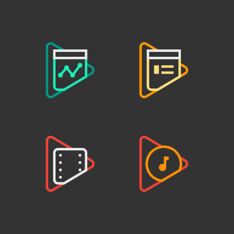 TwoPixel - Icon Pack Screenshot 5