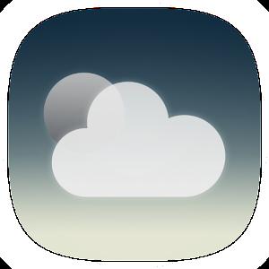 Cover art Lucid Weather Icon for Chronus