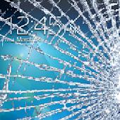 Cracked screen prank APK for Nokia