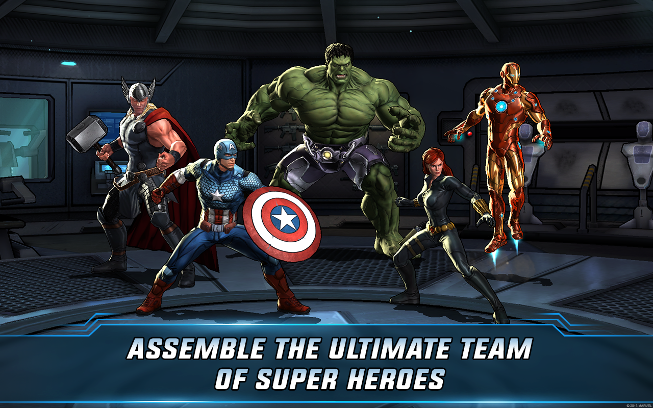 Marvel: Avengers Alliance 2 Screenshot 8