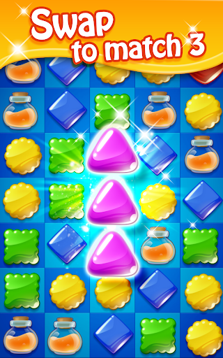 Cookie Mania - Sweet Match 3 Puzzle screenshot 15