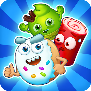 Sugar Heroes - World match 3 game! For PC (Windows & MAC)