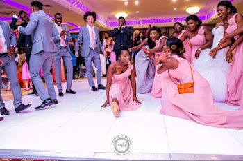 BRIDAL PARTY DANCE MOVES