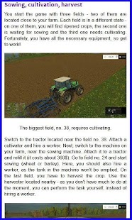 Guide Sim Farming Simulator 15 - screenshot