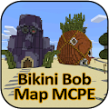 App Bikini Bob Maps Minecraft PE apk for kindle fire