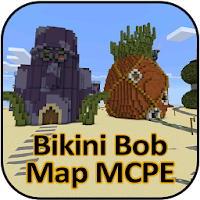 Bikini Bob Maps Minecraft PE For PC (Windows And Mac)