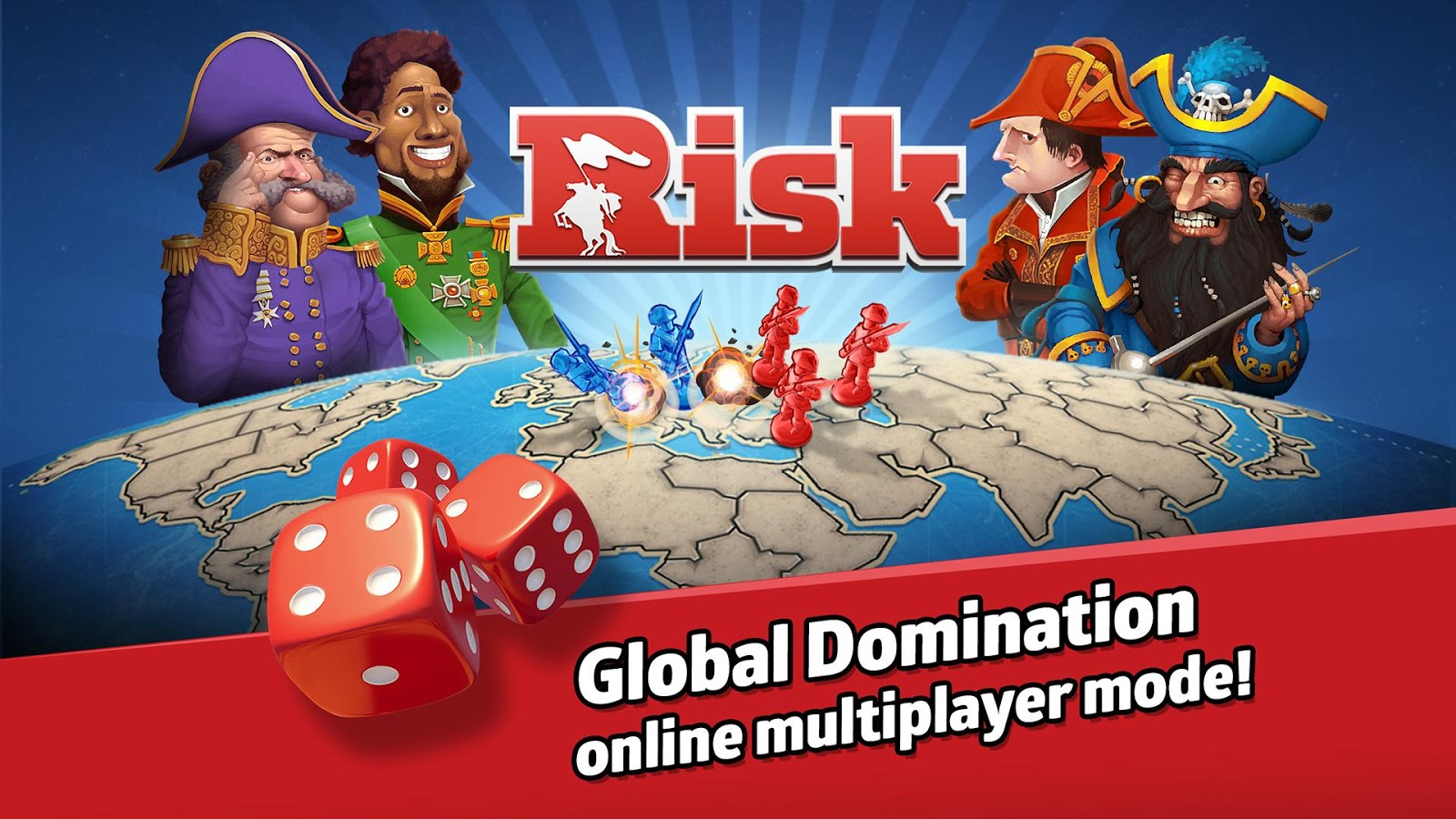 RISK: Global Domination Screenshot 0