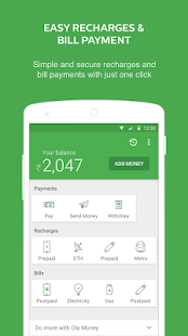 App Ola Money - Wallet payments APK for Windows Phone