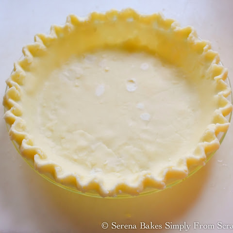 Gluten Free Pie Crust With A Dairy Free Option