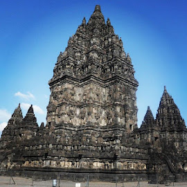 Prambanan by Ign Hadi - Buildings & Architecture Statues & Monuments