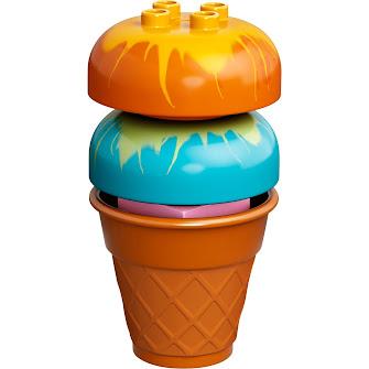 Веселое мороженое
