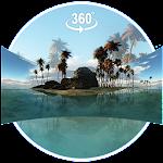 VR Panoramic Tropical Island 3D Live Wallpaper 2.0.11