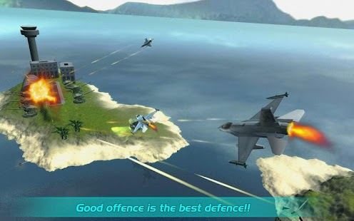 Flight Pilot Force of Justice - screenshot