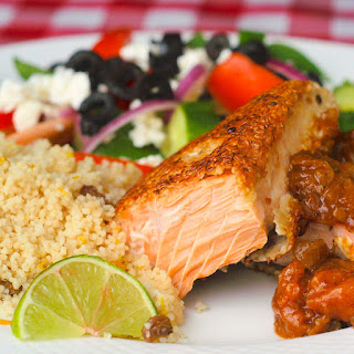 Crusted Salmon Flour Recipes