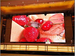 P3 Indoor Full Color Stage Background LED Display For Rental