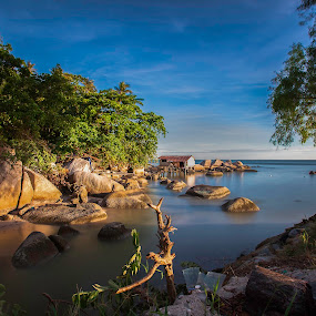 pdl by P Hin Cheah - Landscapes Sunsets & Sunrises ( sunset, penang, nice, malaysia, pdl )