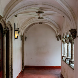 Monastic corners by Jose Maria Vidal Sanz - Buildings & Architecture Other Interior ( architecture, monastic corners )