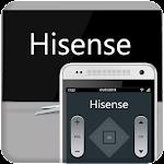 Remote control for hisense Icon