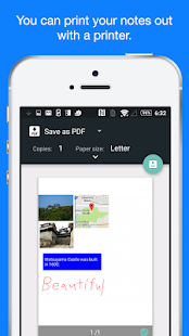Pocket Note Pro - a new type of notebook Screenshot
