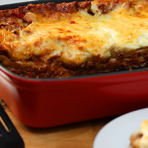 Low Fat Lasagne