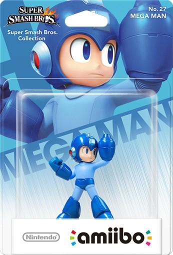 Mega Man packaged (thumbnail) - Super Smash Bros. series