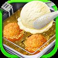 Game Deep Fried Ice Cream - Carnival Street Food Maker APK for Kindle