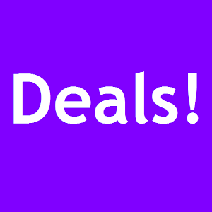 Deals! - Shops & Outlet Shopping Icon