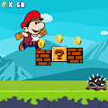Game Mario adventure APK for smart watch